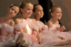 HCB Little dancers